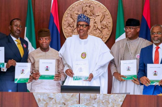 President Buhari Launches National Security Strategy Document
