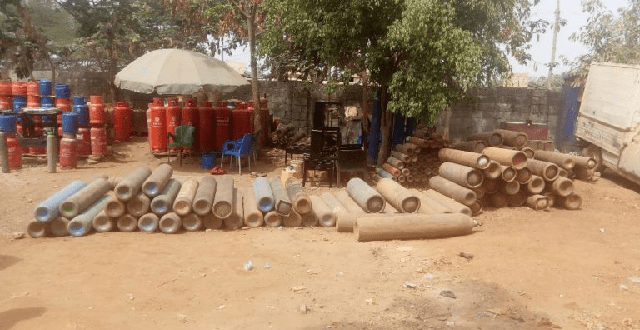 Illegal Gas Plant in FCT
