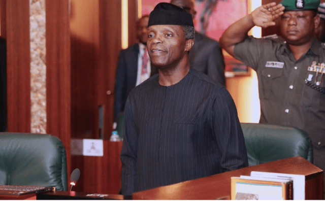 Nigeria Needs Proactive Leaders To Deal With Challenges - Osinbajo