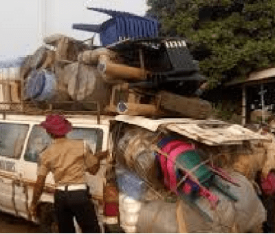 There's Decay In Nigeria's Vehicle Inspection System - FRSC