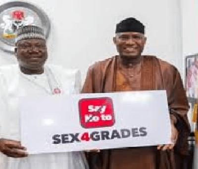 Sex for grades