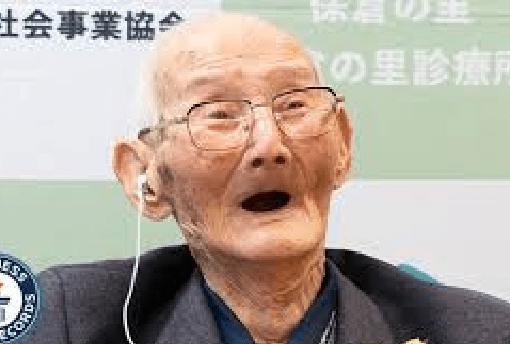 World's Oldest Living Man Dies at 112