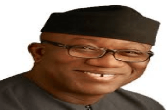 Ekiti Govt. Distributes Relief Materials