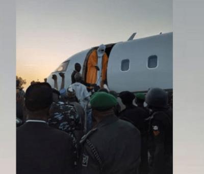 Dethroned Emir Sanusi exiled