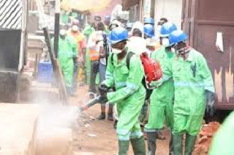 Kaduna fumigates markets