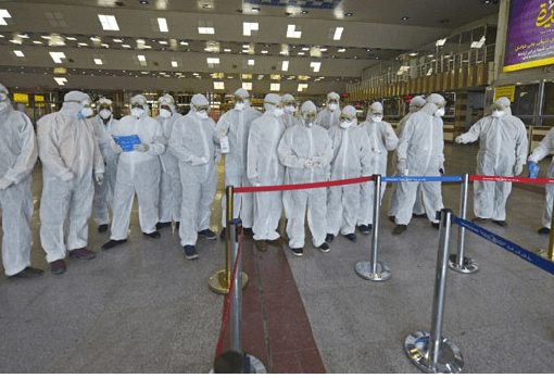 Iran Reports 63 New Coronavirus Deaths