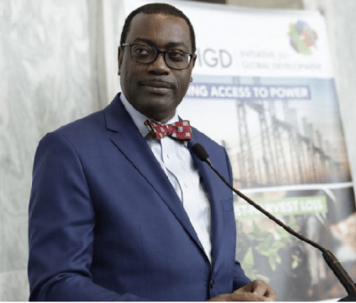 AfDB To Fund Africa's Climate Finance With $12.5 billion