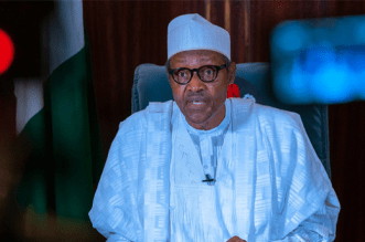 Buhari Backs Gaidom