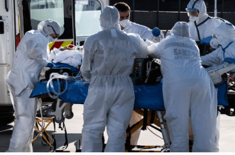 US Documents 1,150 Coronavirus Deaths in 24 hours