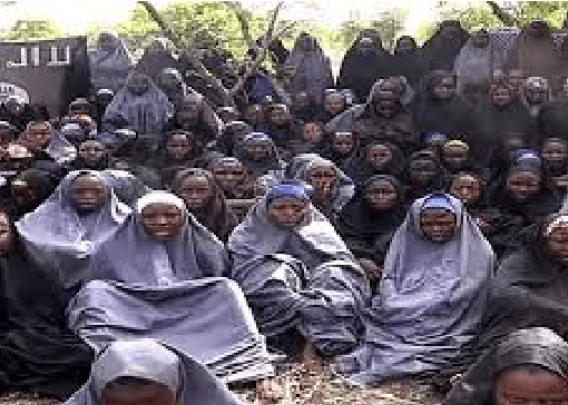 Chibok Girl Escapes From B'Haram, Calls Father