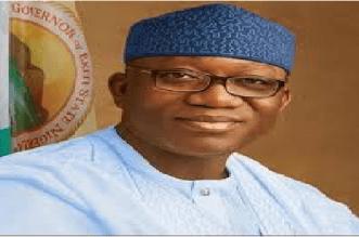 Fayemi Extends Ekiti State's Lockdown