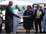 WHO donates 3 ambulances to Lagos State