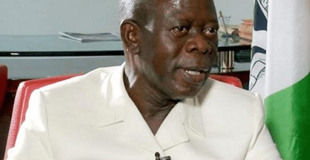 Court Dismisses Oshiomhole's Lawsuit
