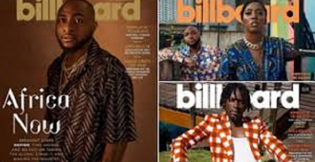 Billboard Africa Magazine