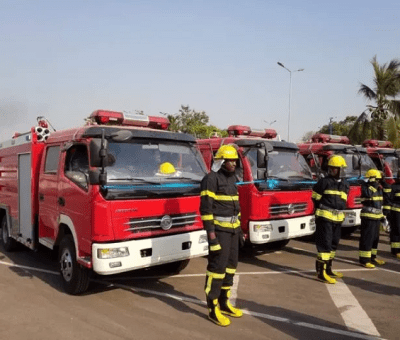 Fire Police: Reps Move Against Arming Fire Fighters