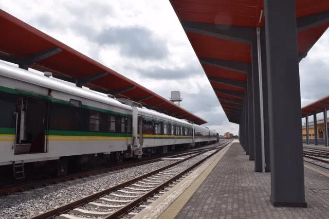Niger Republic Rail Line Construction