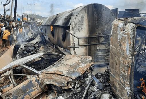Lokoja explosion