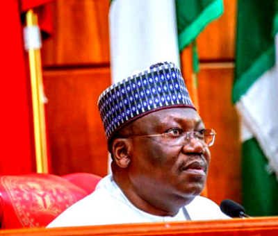 PIB Is Sensitive, Central To Economic Lives Of Nigerians - Lawan