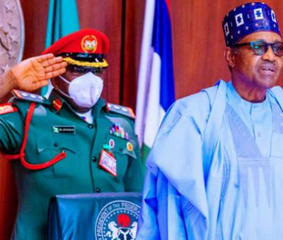 Buhari Invites 109 Senators To Dinner