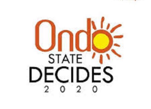 Ondo Governorship Election 2020.