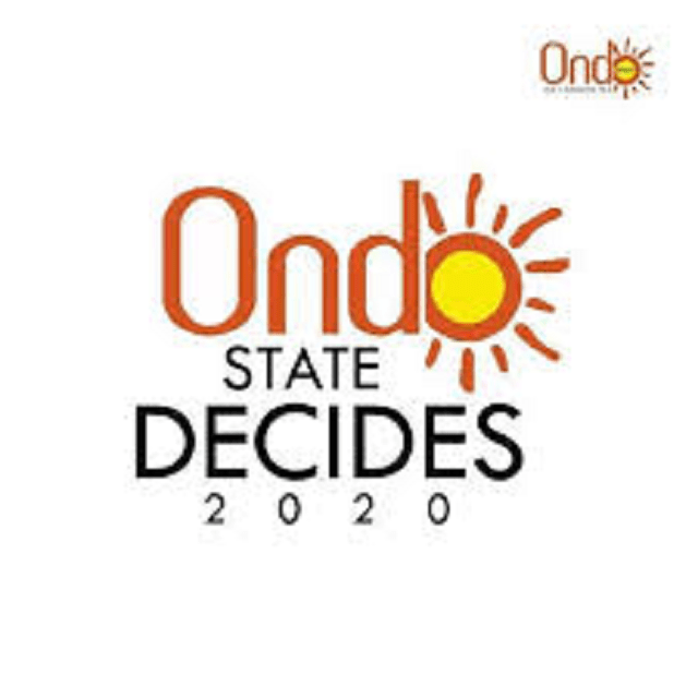 Ondo Governorship Election 2020.