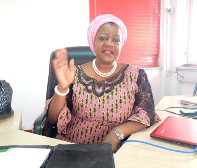 Breaking: Senate Rejects Onochie's Nomination As INEC Commissioner