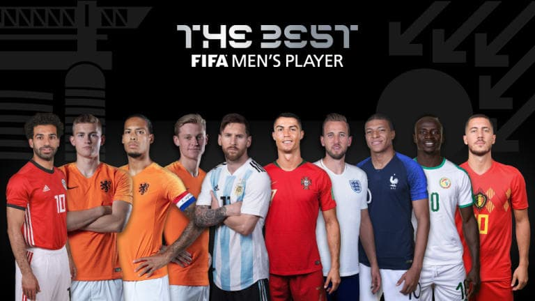 Full list: Lewandowski, Messi, Ronaldo, Neymar Shortlisted For FIFA Award