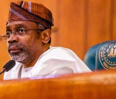 Gbajabiamila Visits Family of Newspaper Vendor Shot by Security Aide
