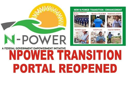 Latest News Update On N-Power Batch A And B Transition, NEXIT Portal