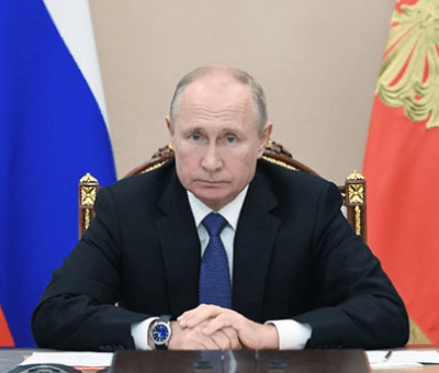 Putin Fires Back At Biden Over 'Killer' Remark, Says 'It Takes One To Know one'