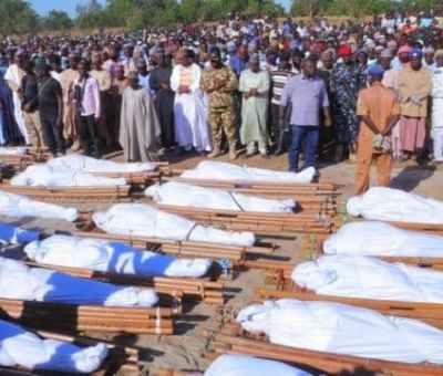 Boko Haram: 110 Borno Farmers Were Killed – UN Insists