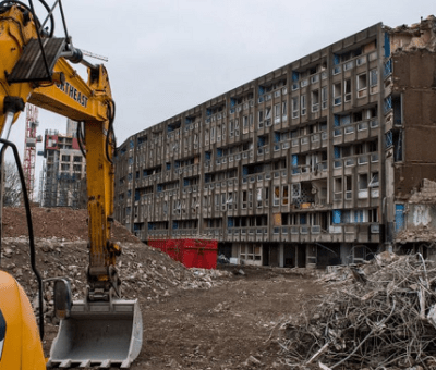 NAICOM Says Insurance Of Buildings Above Two Floors Imperative