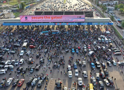 #OccupyLekkiTollGate: Nobody Will Bring Our Dear Lagos State Down - Akosile
