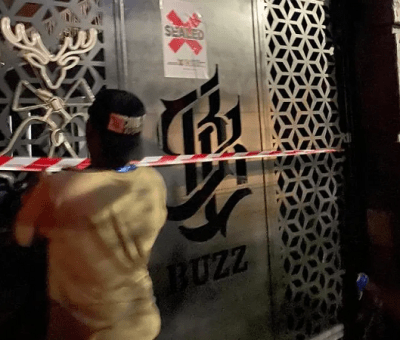 Rumors, DNA Night Club, 10 Others Sealed For Breaching COVID-19 Guidelines