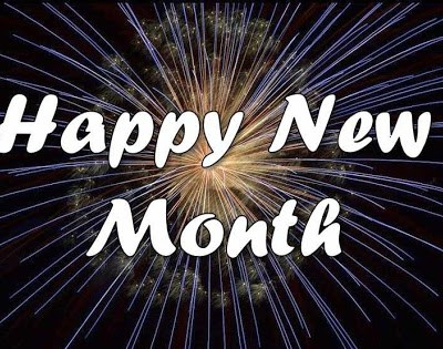 100 Happy New Month Messages For February 2021