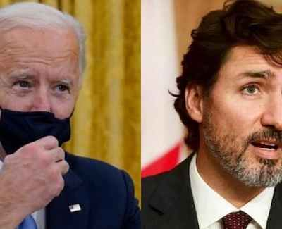 Biden's First Foreign Call As President Is To Canada's Trudeau