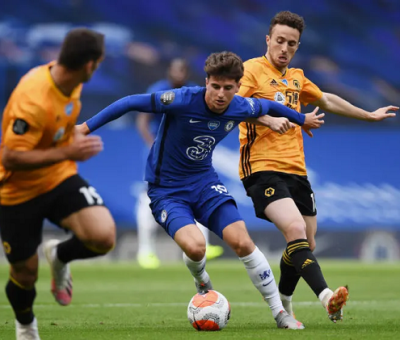 Chelsea Plays Goalless Draw Against Wolves