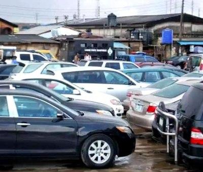 Slashed Tariff Causes Used Car Import To Rise