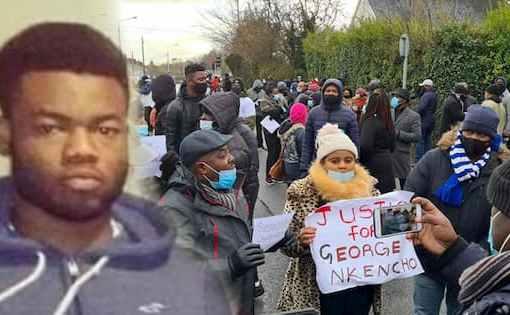 NiDCOM Reacts To Killing of George Nkecho In Ireland