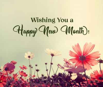 100 Happy New Month Messages For September 2021