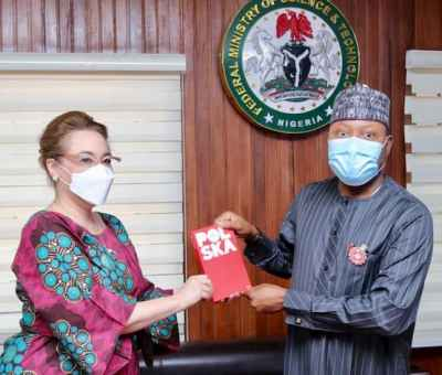 Nigeria, Poland To Strengthen Ties On Technology Development