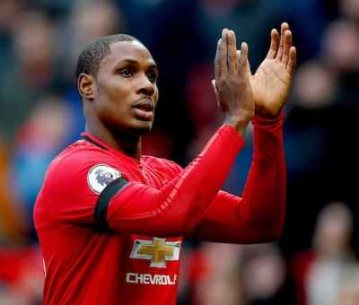 'Once A Red, Always A Red' - Ighalo Bids Farewell To Manchester United