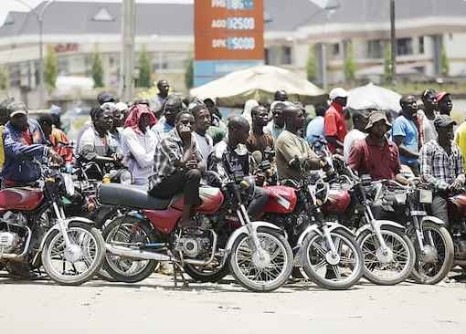 Nigerians Spent N304.23 Billion On Imported Motorcycles, Tricycles In Nine Months