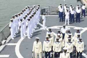 UK To Train Nigerian Navy On Fight Against Piracy, Others
