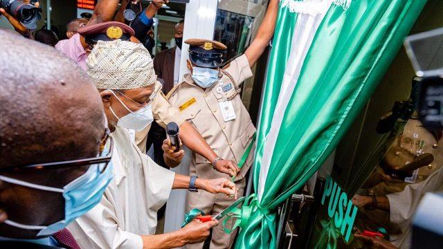FG Unveils First Express Passport Processing Centre