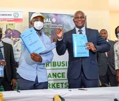 Nirsal, Naseni Partner On End-To-End Agricultural Mechanization, Climate Smart Irrigation And Other Agricultural Engineering Solutions