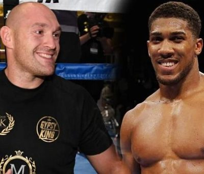 Fury Expresses 100 Percent Certainty Fight With Joshua Will Happen