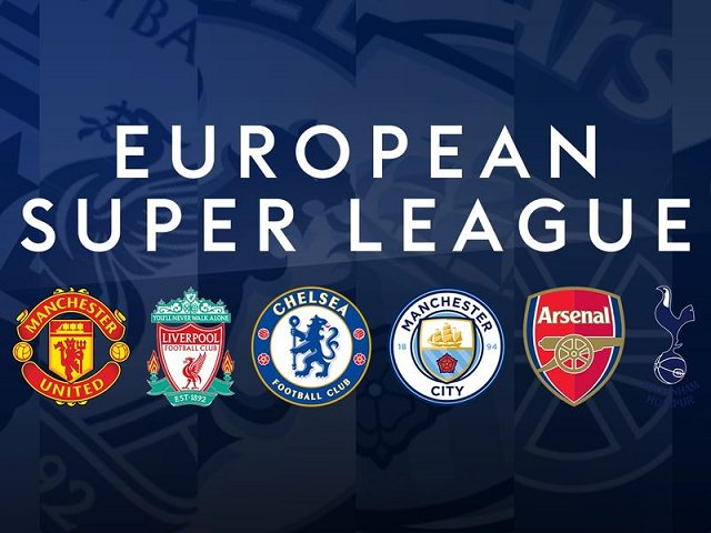 Six Top Premier League Clubs Agree To Join Super League