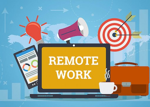 Remote Working, Homeschooling Amid COVID-19
