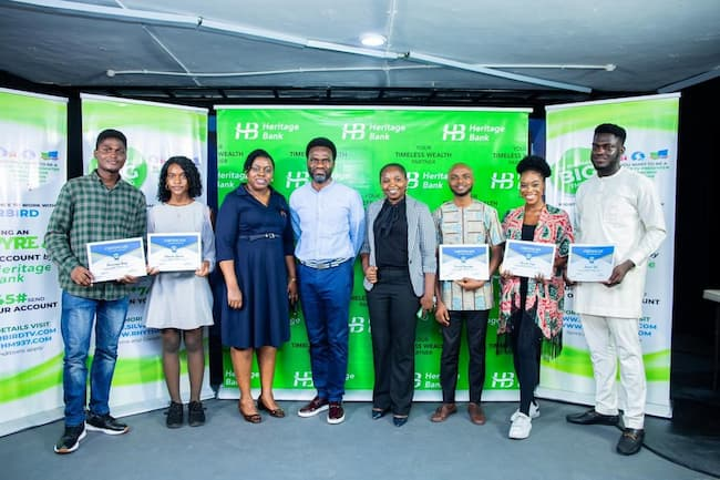 Heritage Bank, Silverbird Group Partner To Support Young Nigerian Creatives